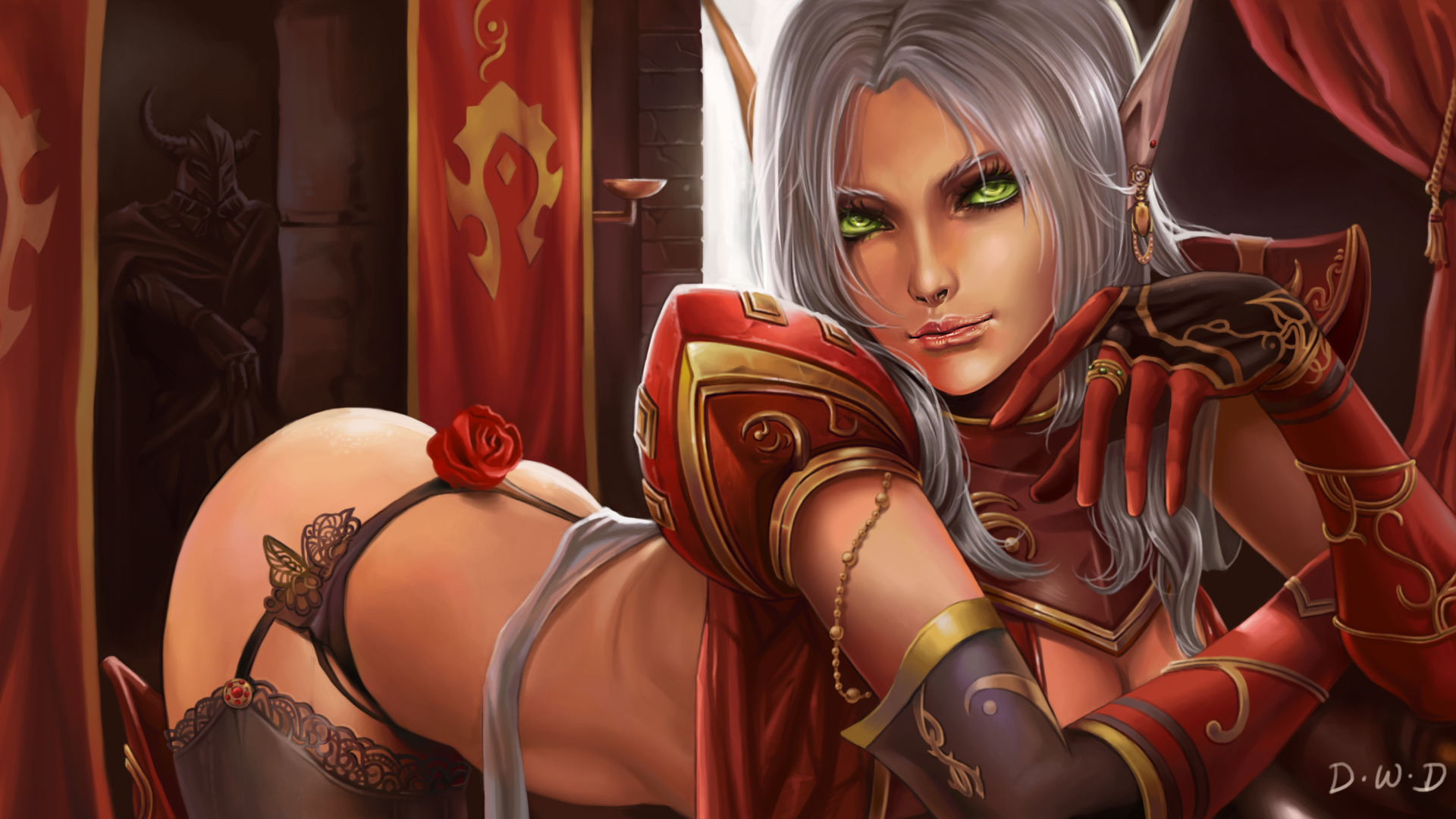 World of warcraft blood elves hentai nackt picture