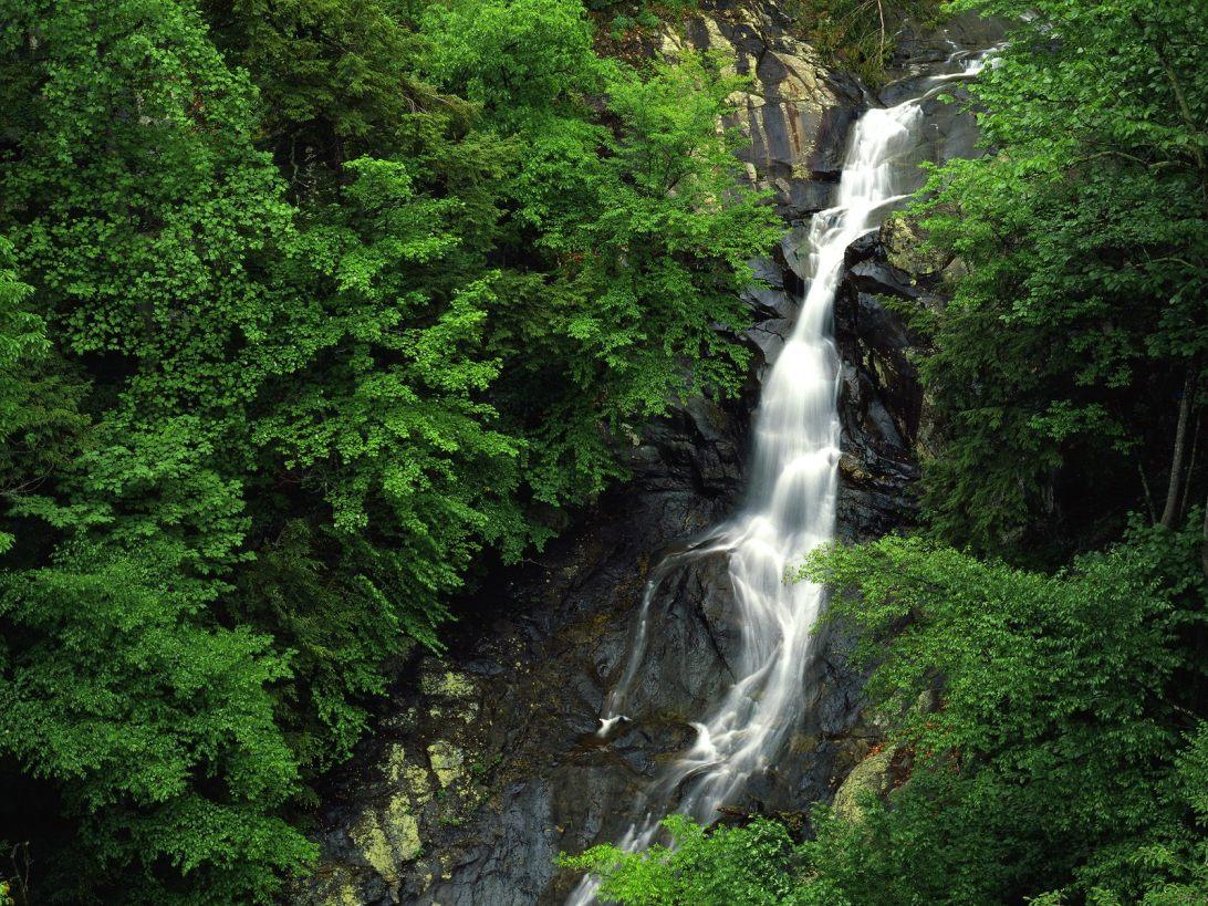 White oak falls shenandoah national park virginia