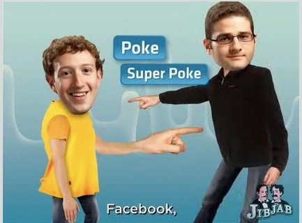 Facebook Logo And Funny Wallpapers